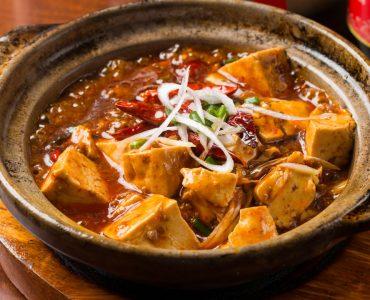 辛旨!特製麻婆豆腐
